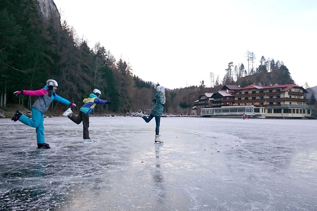 Spiele Eislaufen